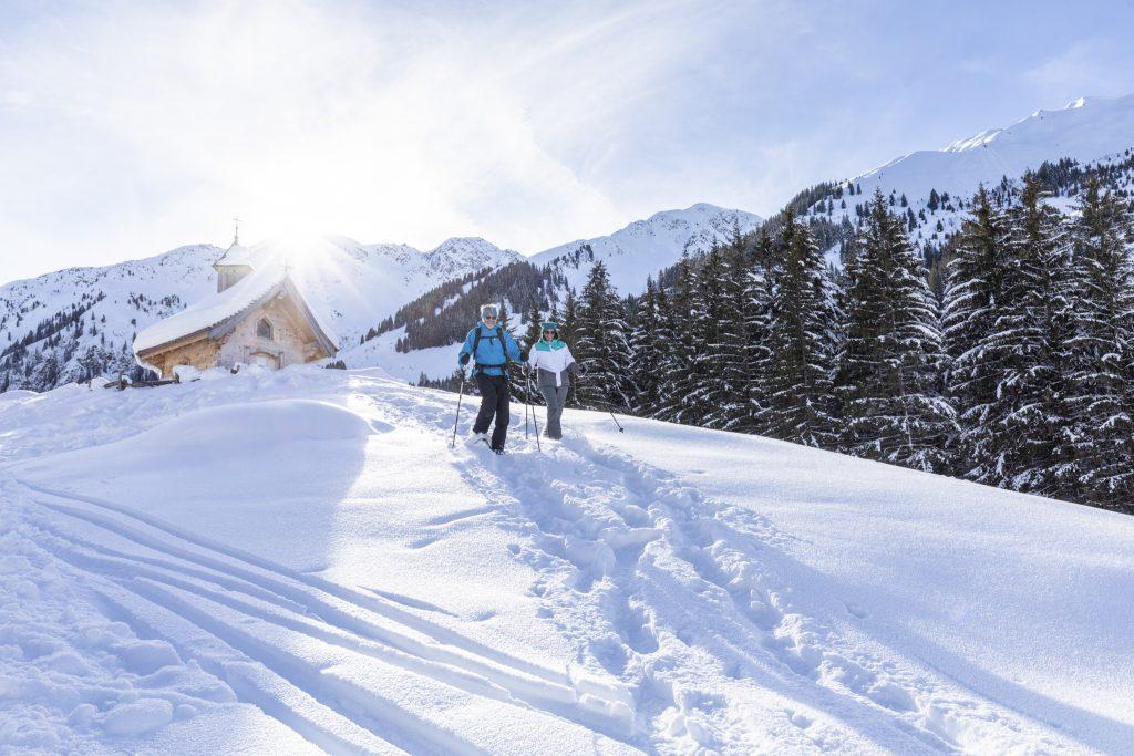 Schneeschuh Wildschönau Wandern