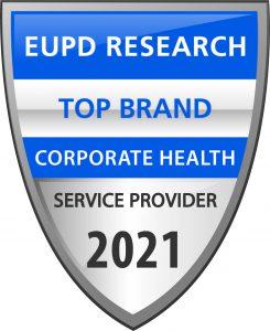 Top Brand Corporate Health 2021