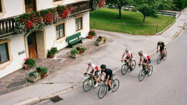 Vélo de course à Brandenberg