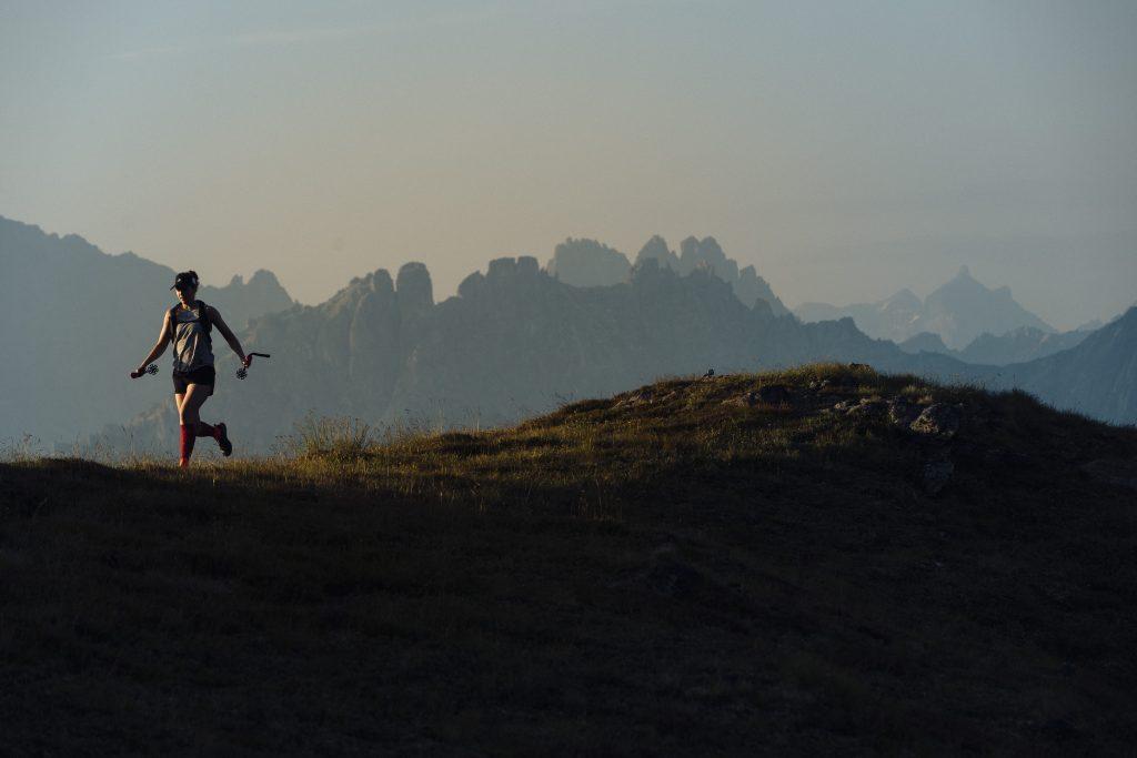 Sport et détente lors de vacances en montagne