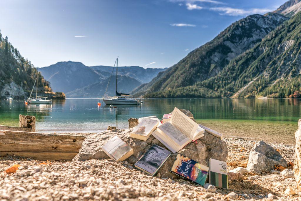 Die achensee.literatour feiert ihr 10- jähriges Jubiläum © Achensee Tourismus
