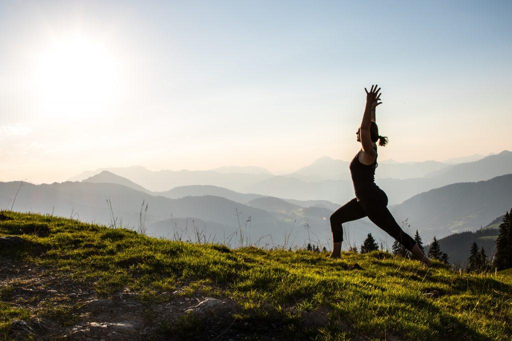 Yoga Wildschönau